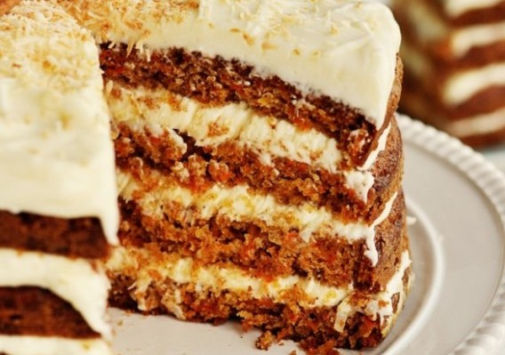 Carrot Cake Recipe Per Person